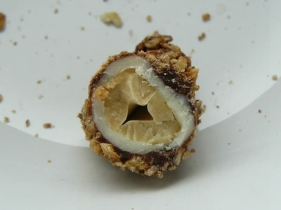 (名無し)さん[7]が投稿したカークランド ダークチョコレート ココナッツカシューの写真