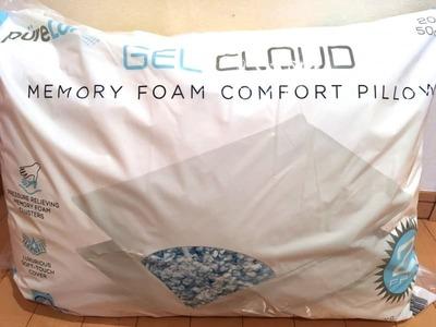 PURELUX 低反発チップ枕 2個セット