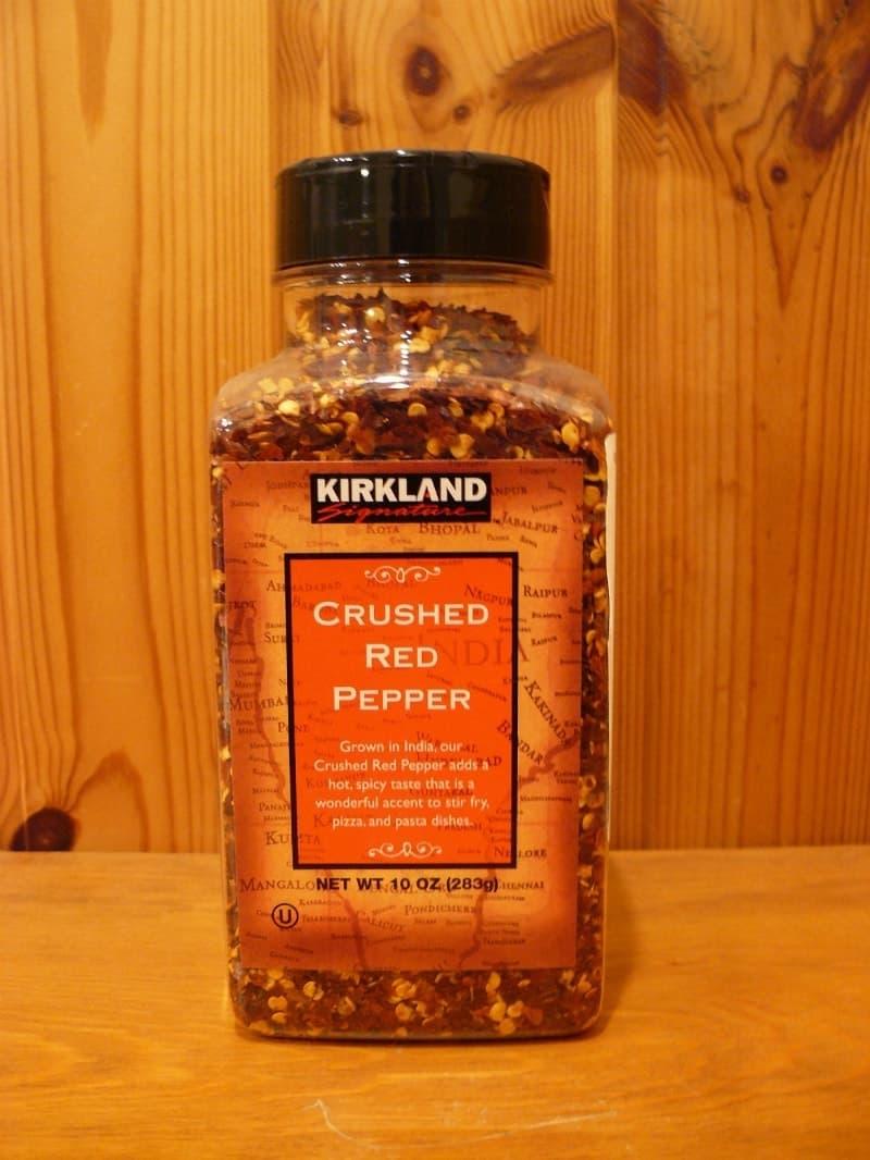 [2]が投稿したカークランド クラッシュド レッド ペッパー (赤唐辛子 粉砕)の写真