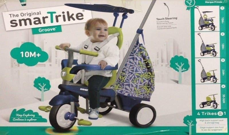 [1]が投稿したスマートトライク グルーヴ 三輪車 Smart Trike Grooveの写真