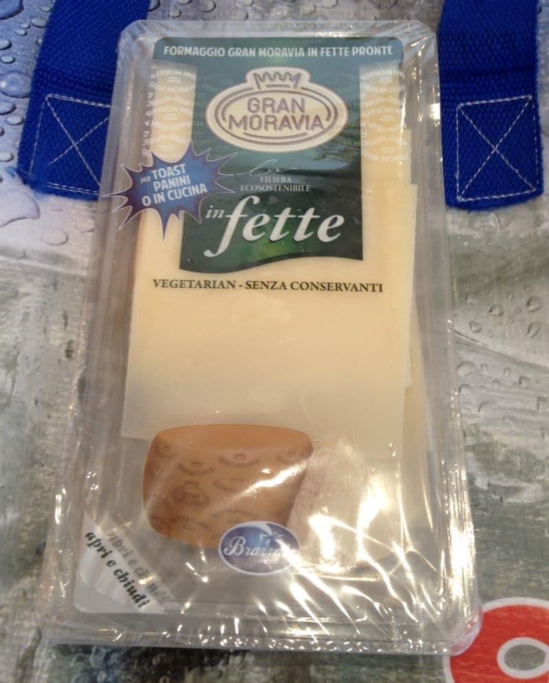 [1]が投稿したブラッツァーレ グランモラヴィア スライスチーズの写真