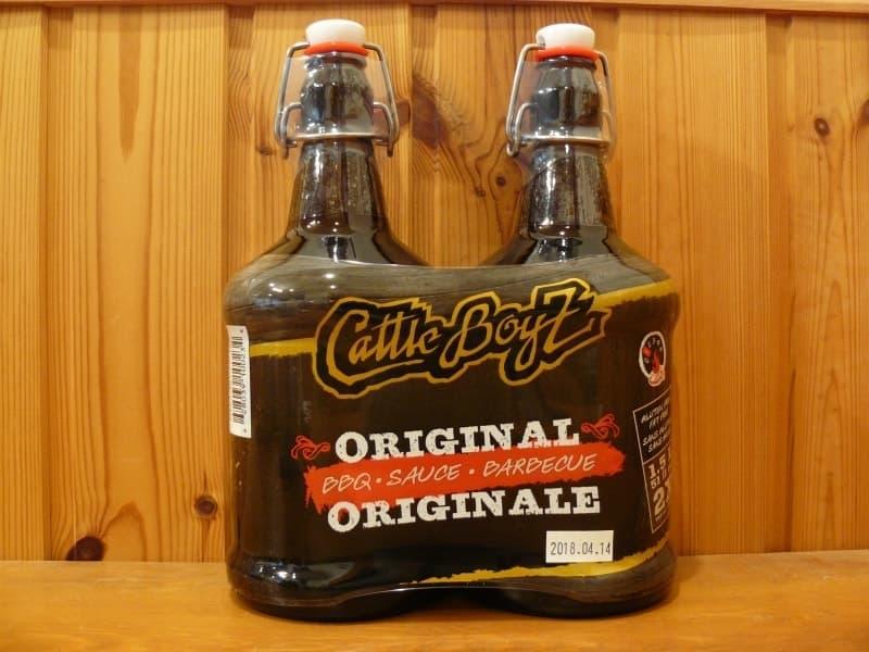 [2]が投稿したCATTLE BOYS BBQソースの写真