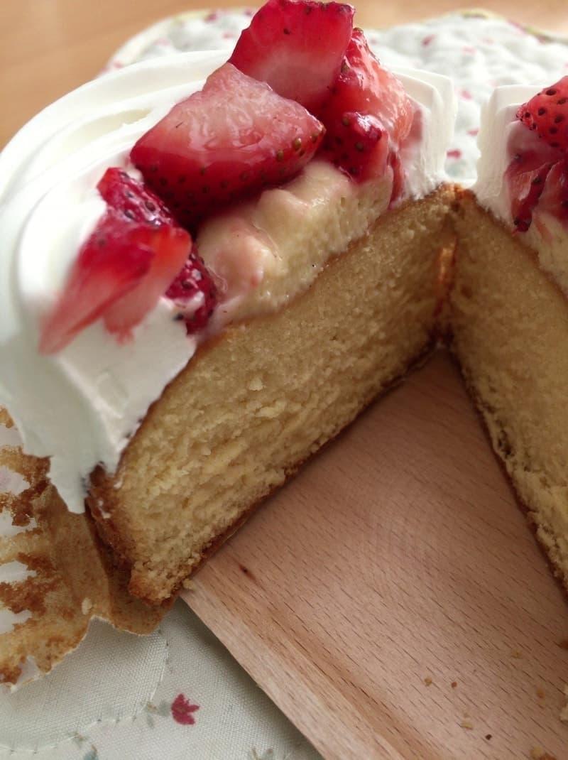 こみちさん[8]が投稿したカークランド ストロベリーカップケーキの写真