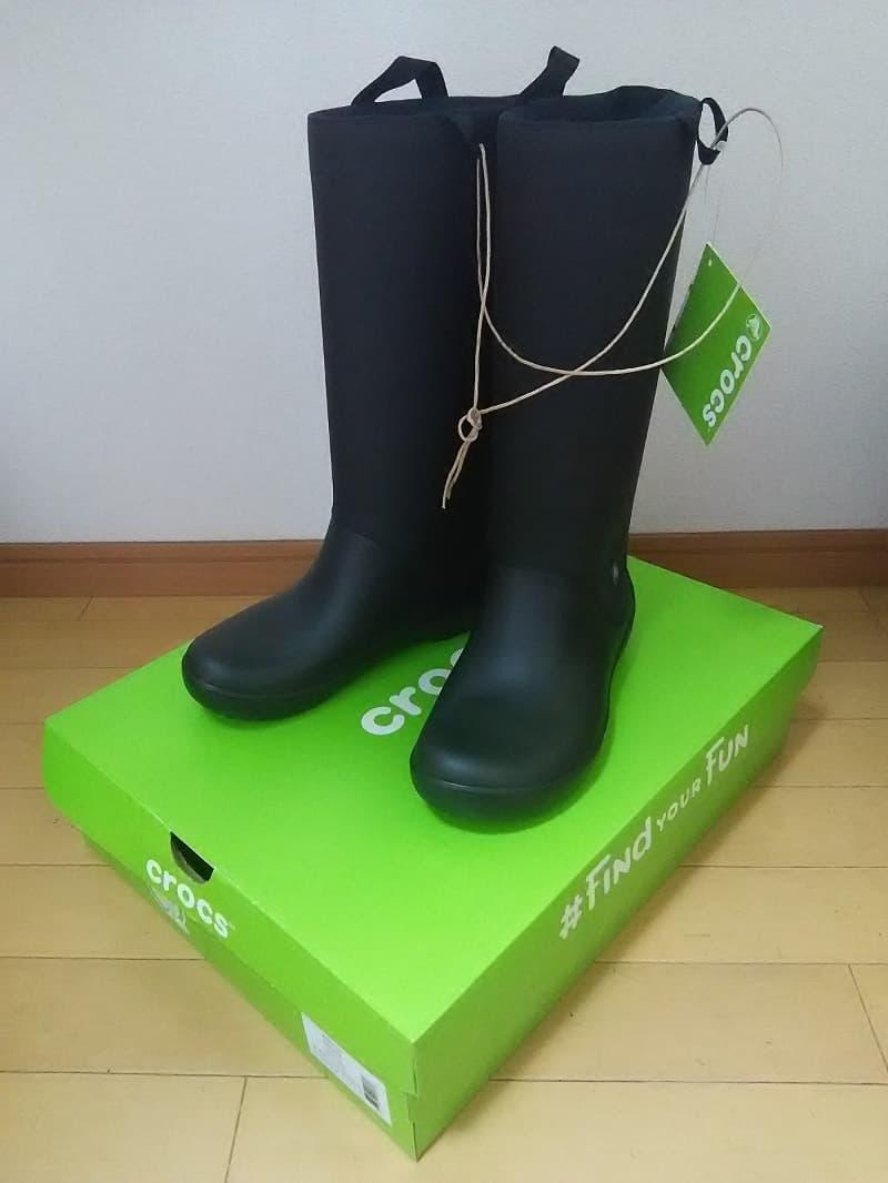 ぴみさん[1]が投稿したクロックス CROCS RAINFLOE ブーツの写真