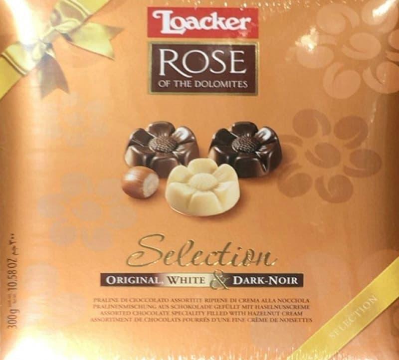 [2]が投稿したローカー ローズ オブ ドロミテ セレクション チョコレートの写真