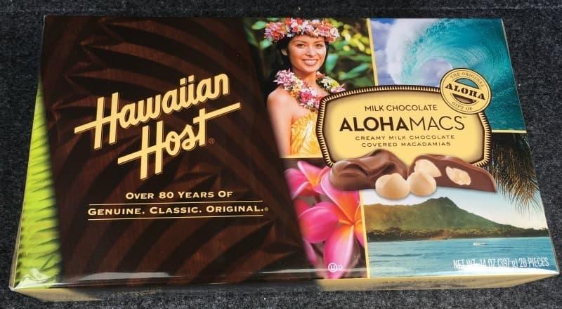 [2]が投稿したハワイアンホースト ALOHA MACS マカダミアチョコレートの写真