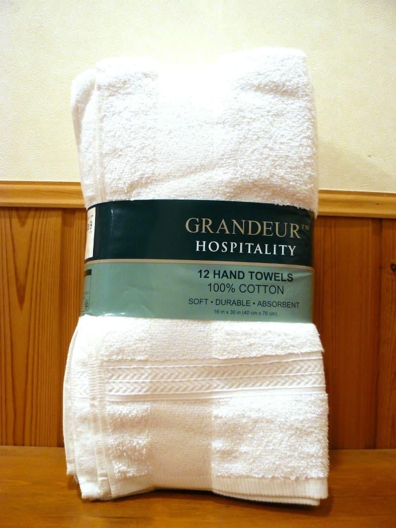 [1]が投稿したGRANDEUR HOSPITALITY 業務用ハンドタオルの写真