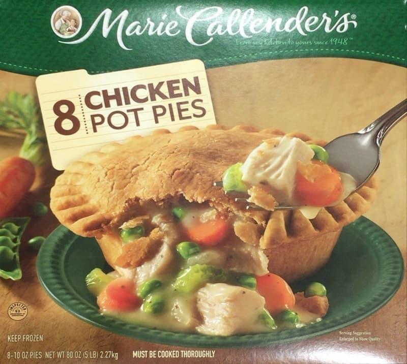 [1]が投稿したMarie Callender's チキンポットパイの写真
