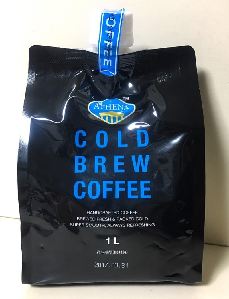 小波さん[13]が投稿したATHENA コールドブリューコーヒーの写真