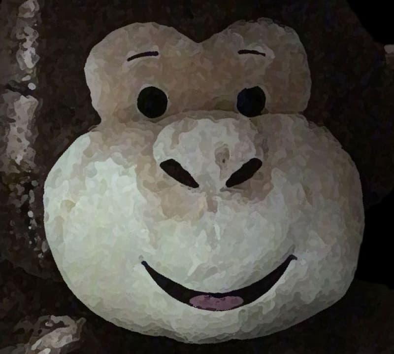 卓球部員さん[566]が投稿したジャイアント テディーベアー(クマのぬいぐるみ 約238cm)の写真