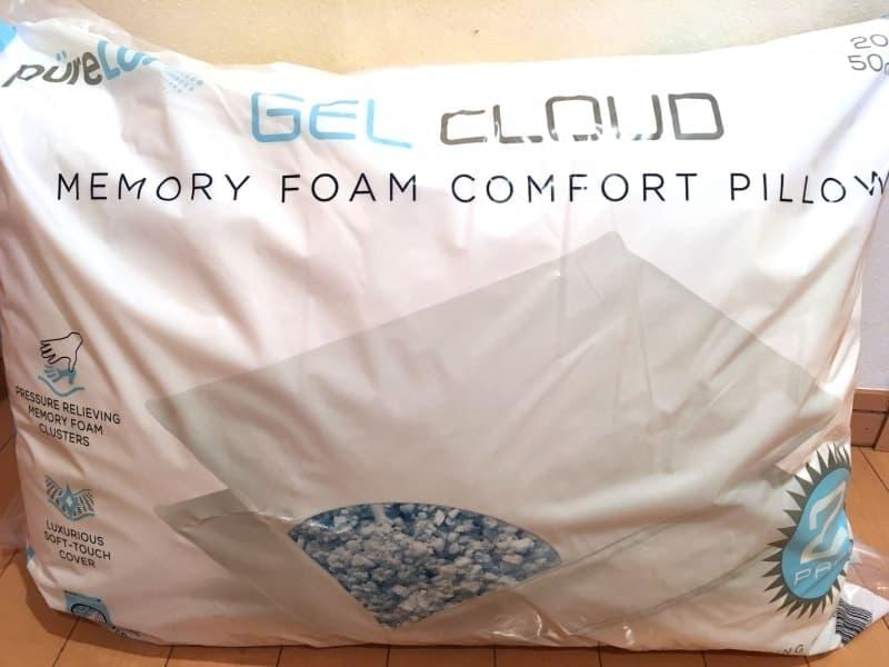 [1]が投稿したPURELUX 低反発チップ枕 2個セットの写真