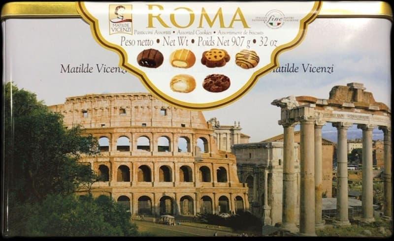 [1]が投稿したMatilde Vicenzi ローマ クッキー アソートの写真