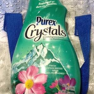 PUREX(ピューレックス)  クリスタル 香りづけ剤 インウォッシュ フレグランス ブースター