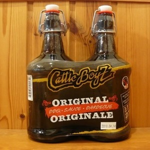 CATTLE BOYS BBQソース