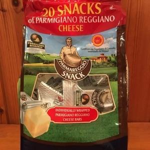 20スナック パルメジャーノ レッジャーノ チーズ