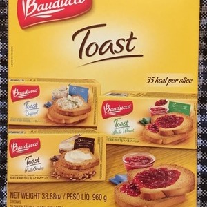 バウドゥッコ トースト バラエティ 3種