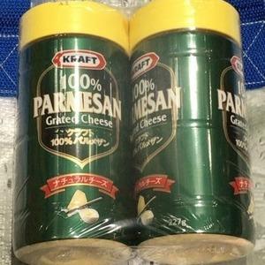 KRAFT パルメザンチーズ 227g×2