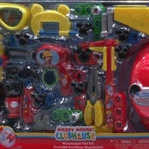 ミッキーマウス デラックス ツールセット