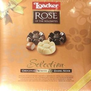 ローカー ローズ オブ ドロミテ セレクション チョコレート
