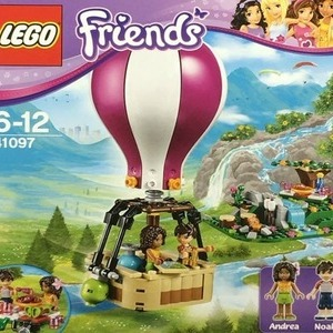 レゴ(LEGO) フレンズ ドキドキエアバルーン 41097
