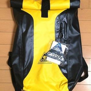 GERRY 防水ロールトップリュック 30L GE-8003