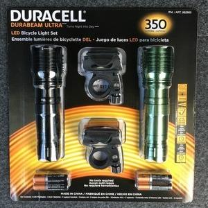 DURACELL デュラセル LED防滴懐中電灯
