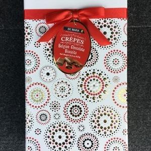 Loc Maria(ロックマリア) Chocolate Crepes チョコレートクレープクッキー