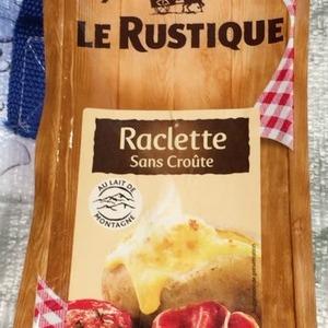 ル・ルスティック スライス ラクレット チーズ