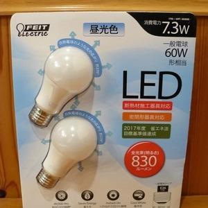 FEIT ELECTRIC LED電球 2個セット