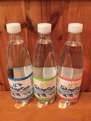(名無し)さん[438]が投稿したTalking Rain Beverage トーキングレイン スパークリングウォーターの写真