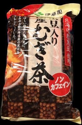 伊藤園 黒豆入り国産むぎ茶