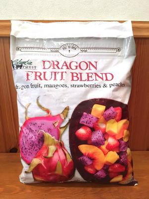 Columbia FRUIT ドラゴンフルーツブレンド 冷凍フルーツ