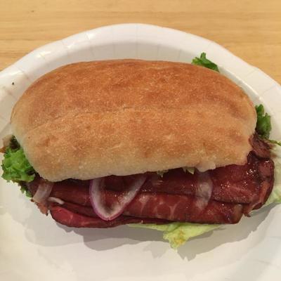 (名無し)さん[2]が投稿したコストコ  ローストビーフサンドイッチの写真