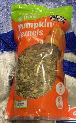 エコファーム 有機かぼちゃの種