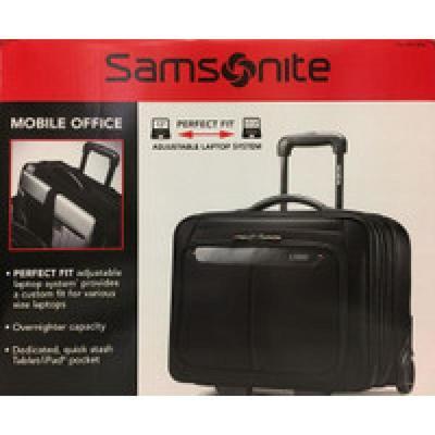 SAMSONITE MOBILE OFFICE サムソナイト ビジネストロリー 2輪