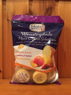 WENSLEY DALE ウエンズリーデイル フルーツ スナッキングチーズ