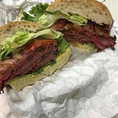 のんさん[12]が投稿したコストコ  ローストビーフサンドイッチの写真