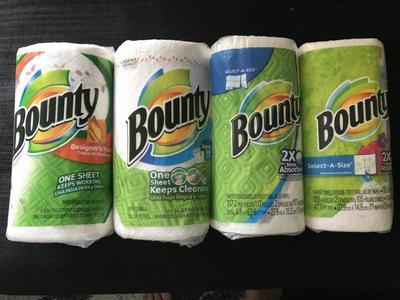 ひとまさん[481]が投稿したBOUNTY(バウンティー) ペーパータオルの写真