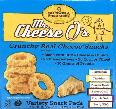 Mr.Cheese O's ミスターチーズオーズ バラエティパック