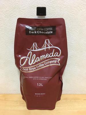 アラメダ コールドブリューコーヒー ダークチョコレート