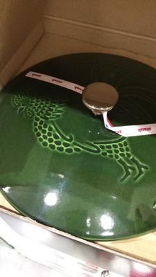 kikiさん[1]が投稿したSTAUB フレンチ ルースター 24cm  マジョリカカラーの写真