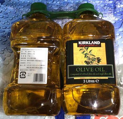 カークランド ピュアオリーブオイル PURE OLIVE OIL