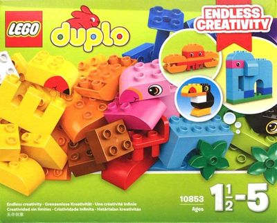 LEGO ディプロのアイデアボックス
