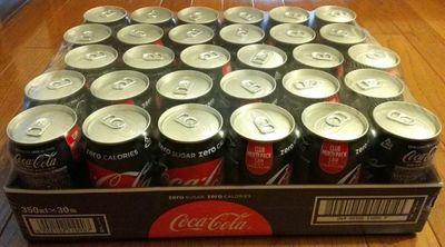 コカ・コーラゼロ 350ml×30
