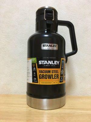 STANLEY(スタンレー)  ステンレス製携帯用魔法瓶 VACUUM STEEL GROELER