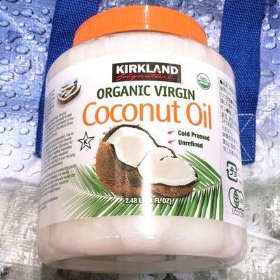 カークランド オーガニックバージンココナッツオイル