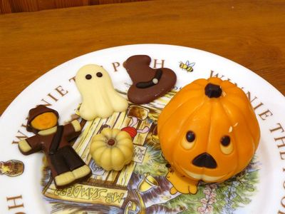 (名無し)さん[6]が投稿したベルジャン スペシャリティー ハロウィン チョコレート ボックスの写真