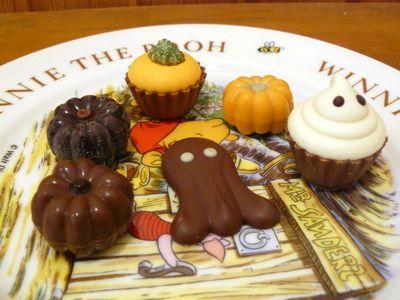 (名無し)さん[7]が投稿したベルジャン スペシャリティー ハロウィン チョコレート ボックスの写真