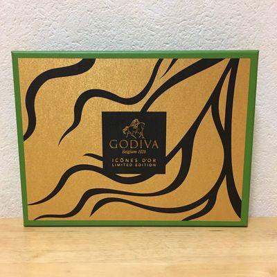 (名無し)さん[2]が投稿したゴディバ ゴールドアイコン コレクション アソートメントの写真