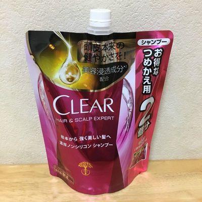 ユニリーバ クリア シャンプー CLEAR HAIR&SCALP EXPERT
